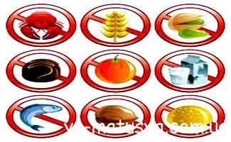 Алергія на харчові продукти під час вагітності та її вплив на малюка