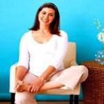 Допомога при болю ніг під час вагітності
