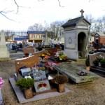 Вагітність і забобони пов'язані з кладовищем і похоронами