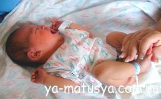 Дитячі кольки (коліки) - допомога та профілактика