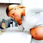 Нудота і блювання при вагітності – токсикоз і не тільки
