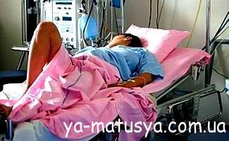 Вагінальні і маткові кровотечі під час вагітності