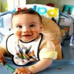 Розвиток дитини від 7 до 8 місяців