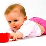 Розвиток дитини від 5 до 6 місяців
