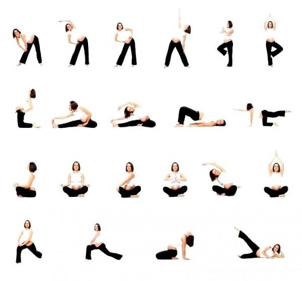 Спортивні вправи для вагітної