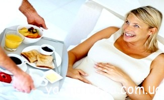 Як це білкова дієта при вагітності?