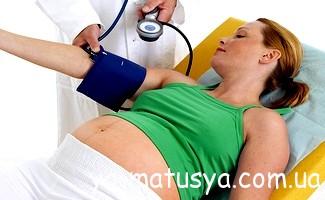 Гестоз і вагітність