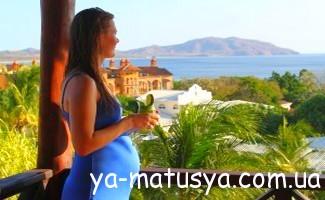 Поїздка за кордон вагітної: правила