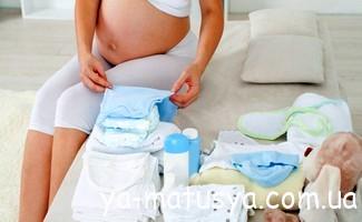 Що потрібно взяти в пологовий будинок для новонародженого