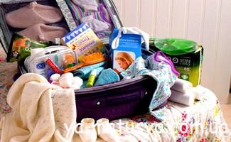 Що взяти в пологовий будинок - необхідні речі мамам