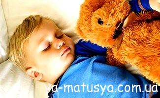 Сон дитини: поради, перевірені часом. Частина 2 - Сон дитини після року