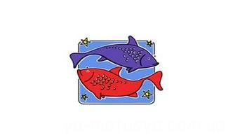 Дитина Риби (19 лютого - 20 березня) від Марія Кей Сіммс