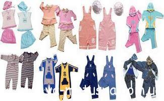 Необхідний одяг для новонароджених