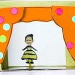 Казка своїми руками – домашній ляльковий театр для малюків