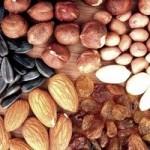 Горіхи і насіння при грудному вигодовуванні