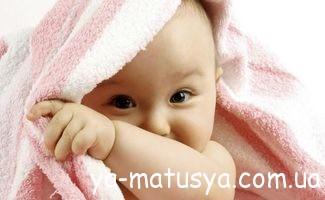 Косметика для новонароджених