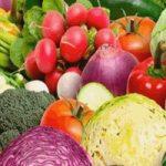 Овочі при грудному вигодовуванні