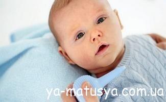 Нежить у немовлят і дітей до 2 років – лікування, медикаменти