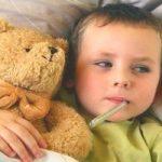 Температура і лихоманка у дитини – симптоми і лікування