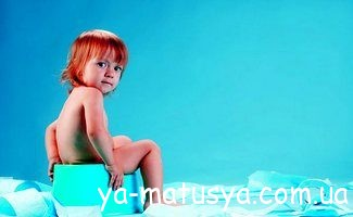 Розлад шлунка (пронос) у дитини - тимчасовий і хронічний