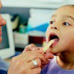 Ліки від болю в горлі для дітей