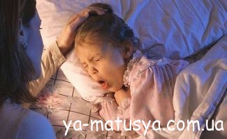 Препарати від кашлю в дитячій практиці