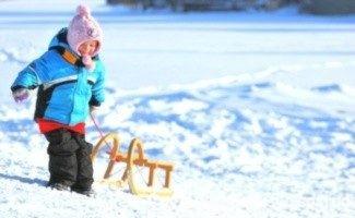 Обмороження у дітей. Види. Надання першої допомоги