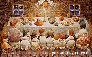 Святвечір та Різво Христове в циклі народної зимової обрядовості в Україні