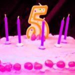 5 років сайту!