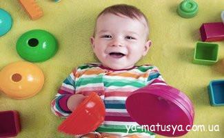Розвиваючі ігри для дітей 2-3 років