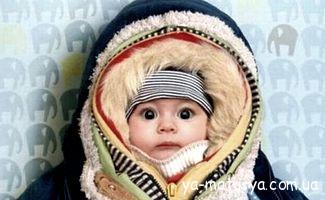 Зимовий одяг для діток старше 1 року