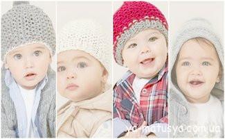 Зимовий одяг для діток до 1 року