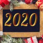 Всіх з наступаючим 2020 роком!