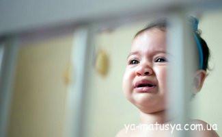Як привчити дитину спати в окремій кімнаті